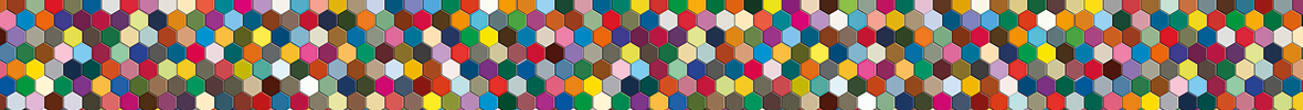 Prime RAL Colours Hexagon