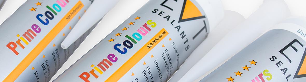 RAL Coloured Silicone Sealant